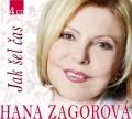 4CDZagorová Hana / Jak šel čas / 4CD / Digipack