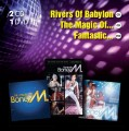 2CD/DVDBoney M / Rivers Of Babylon / Magic Of / Fantastic / 2CD+DVD