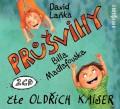 2CDLaňka David / Průšvihy Billa Madlafouska / Kaiser O. / 2CD