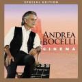 CD/DVDBocelli Andrea / Cinema / DeLuxe / CD+DVD