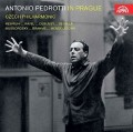 3CDPedrotti Antonio / Antonio Pedrotti In Prague / 3CD