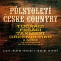 2CD/2DVDVarious / Půlstoletí české country / 2CD+DVD