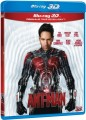 3D Blu-RayBlu-ray film /  Ant-Man / 3D+2D Blu-Ray