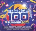 4CDVarious / Trance 100 / Summer 2015 / 4CD
