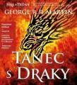 5CDMartin George R.R. / Hra o trůny 5. / Tanec s draky / 5CD / MP3