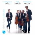 CDSedláčkovo kvarteto/Pavlíček Lukáš / Míča / Dvořák / Mozart