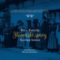 CDBartók Béla/Mucha Quartet/Bittová Iva / Slovenské spevy