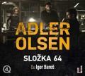 2CDAdler Olsen / Složka 64 / Bareš I. / 2CD / MP3