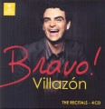 4CDVillazon Rolando / Bravo! / 4CD