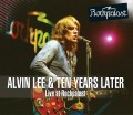 CD/DVDLee Alvin & Ten Years Later / Live At Rockpalast / CD+DVD