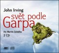 2CDIrving John / Svět podle Garpa / Zahálka M. / MP3 / 2CD
