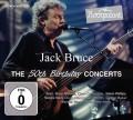 2DVD/CDBruce Jack / 50th Birthday Concerts / Rockpalast / 2DVD+CD