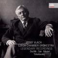 4CDVlach Josef / Czech Chamber Orchestra / Legendary Recordings / 4CD