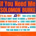 CDBurke Solomon / If You Need Me