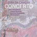 CDLyra Da Camera / Concerto / Telemann / Bach / Scarlatti / Pergolesi