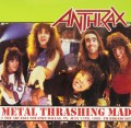 LPAnthrax / Metal Thrashing Mad / Vinyl