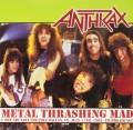 LPAnthrax / Metal Thrashing Mad / Vinyl
