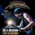 2CDMichael Schenker-Temple Of Rock / On A Mission / Live In Madrid