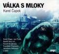 CDČapek Karel / Válka s mloky / MP3 / Digipack