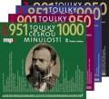 8CDToulky českou minulostí / 801-1000 Komplet / 8CD / MP3