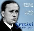 CDNovotný František / Setkání s Karlem Čapkem
