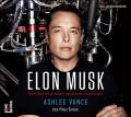 CDVance Ashlee / Elon Musk / MP3 / Švarc F.