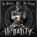 LPIlegality / In Money We Trust / Vinyl