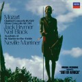 CDMozart / Koncert pro klarinet KV 622 / hoboj KV 314 / Brymer / Mar..