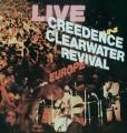 2LPCreedence Cl.Revival / Live In Europe / Vinyl / 2LP