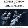 CDGordon & Spedding / Breaking Out Tonight