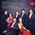 CDMozart / Hornové koncerty / Baborák radek,Baborák Ensemble