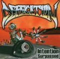 CDDefecation / Intention Surpassed / Digipack