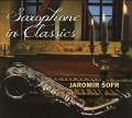 CDŠofr Jaromír / Saxophone In Classics