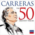 2CDCarreras Jose / 50 Greatest Tracks / 2CD