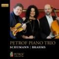 CDPetrof Piano Trio / Schumann / Brahms