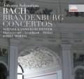 2CDBach J.S. / Brandenburg Concertos / Wiener Kammerorchester