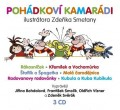 3CDVarious / Pohádkoví kamarádi / 3CD