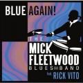 2CDFleetwood Mick Blues Band / Blue Again / featuring Rick Vito / 2CD