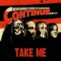 CDContinue / Take Me / Digipack
