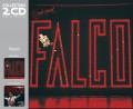 2CDFalco / Emotional / Live Forever / 2CD
