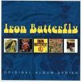 5CDIron Butterfly / Original Album Series / 5CD