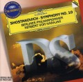 CDShostakovich Dmitri / Symphony No.10 / Berliner Philhar. / Karajan