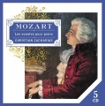 5CDMozart / Sonates Pour Piano / Christian Zacharias / 5CD