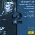 2CDTchaikovsky / Symphonies No.1-3 / Berlin P.O. / Herbert Von Karaja