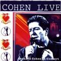 CDCohen Leonard / Live In Concert