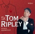 CDHingsmithová Patricia / 5x Tom Ripley / MP3