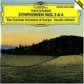 CDSchubert Franz / Symphonies No.5 a 6