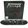 CDAccept / Restless & Live / Limited Edition / Earbook