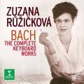 20CDRůžičková Zuzana / Bach / Complete Keyboard Works / 20CD / Box