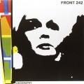 LP/CDFront 242 / Geography / Red / Vinyl / LP+CD